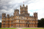 Downton Abbey aka Highclere Castle
