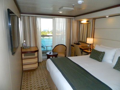 Standard Balcony Cabin