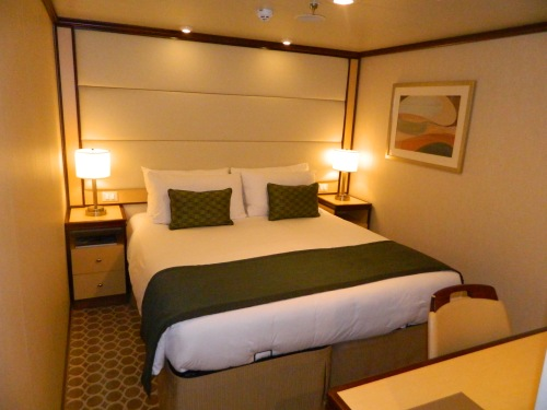 Standard Interior cabin