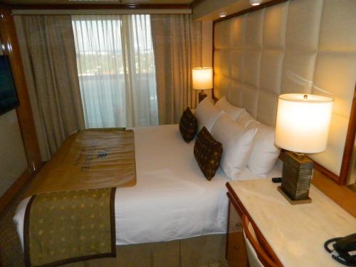 S4 Suite bedroom