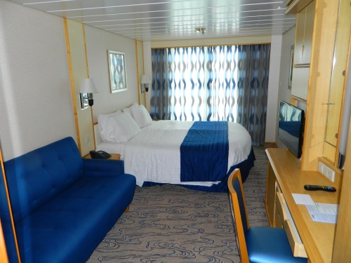 Navigator of the Seas:  Standard Balcony Cabin