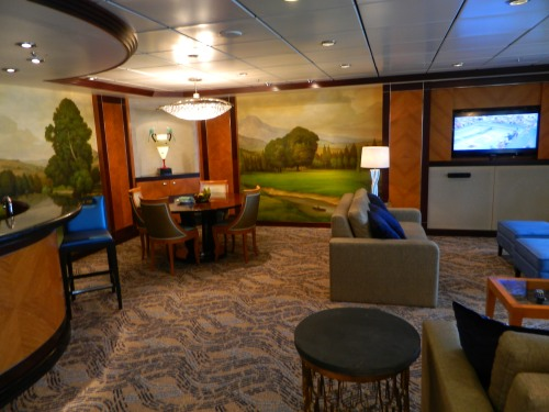 Navigator of the Seas: Royal Suite