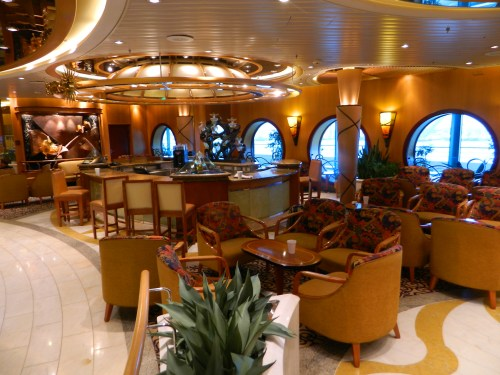 Navigator of the Seas:   Bolero