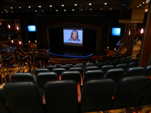 Navigator of the Seas:   Royal Theater