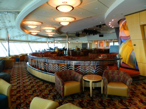 Navigator of the Seas:  Cosmopolitan Club in Viking Crown Lounge