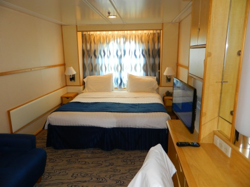 Navigator of the Seas:  Standard Oceanview Cabin