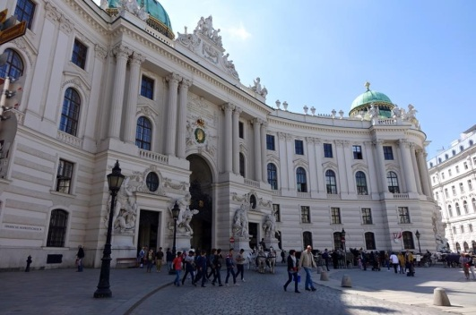Vienna with Scenic River Cruises