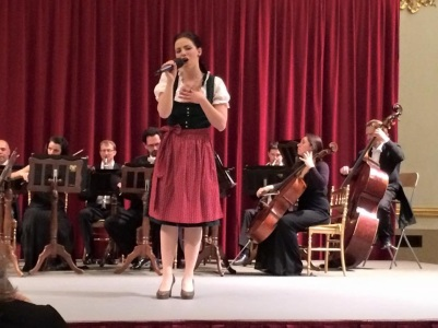 Private evening concert performance at Palais Liechtenstein in Vienna with Scenic River Cruises