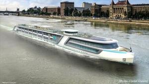 Crystal Cruises European River Cruise