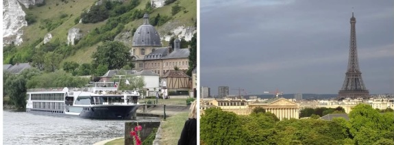 Seine vs Paris