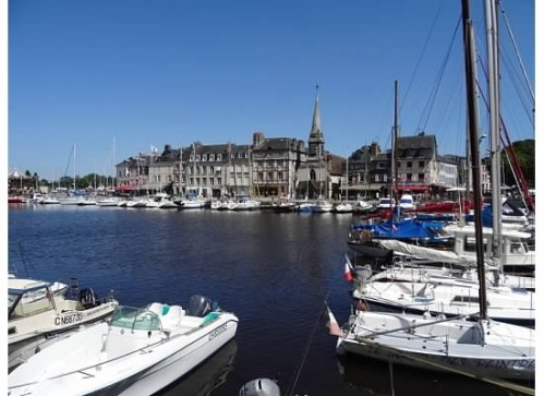Picturesque Honfleur