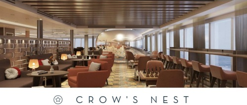 Koningsdam Crows Nest 2