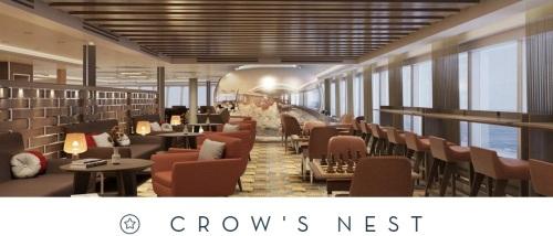 Koningsdam Crows Nest 2