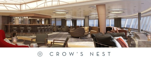 Koningsdam Crows Nest