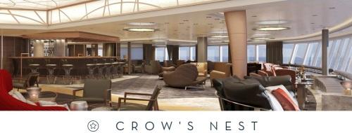 Koningsdam Crows Nest