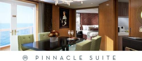 Koningsdam Pinnacle Suite