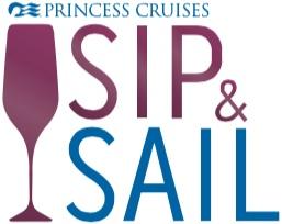 Princess Sip and Sail logo