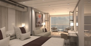 Celebrity Edge infinite veranda