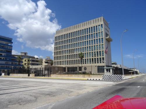 American Embassy