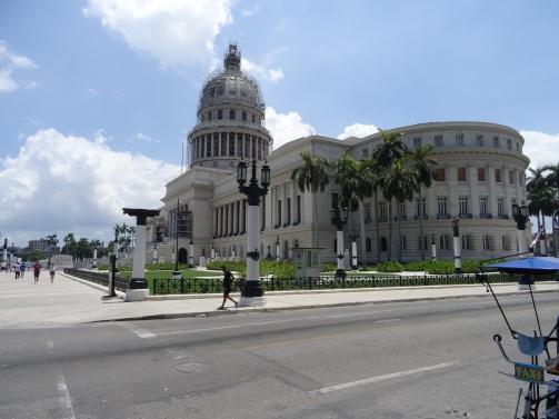 Cuba Capitol in Havana