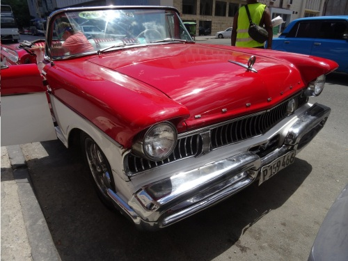 Lola, the '57 Mercury Monterey