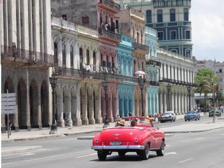 Cuba classic photo