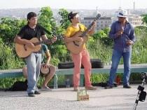Cuba musicians.