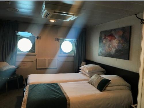La Belle de l'Adriatique standard cabin