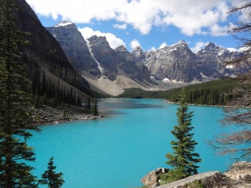 CE Share David M. Moraine Lake, Banff NP