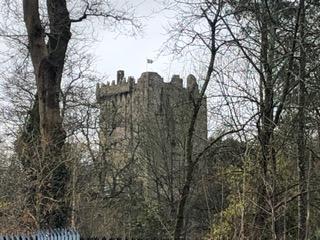 CE Share Janet K Blarney Castle—Blarney, Ireland