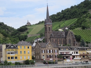 CE Share Janet K Castle along the Middle Rhine 2
