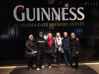 CE Share Janet K Guinness Storehouse Tour—Dublin, Ireland