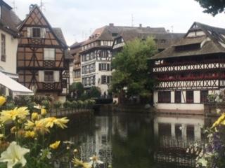 CE Share Janet K Strasbourg, France