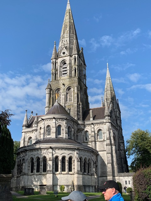 CE Share Keith C St Finn Barre's Cathedral in Cork