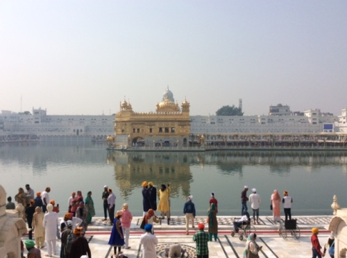 CE Share Mary J Golden Temple, Amritsar India