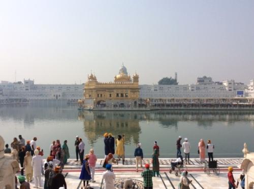 CE Share Mary J Golden Temple, Amritsar India