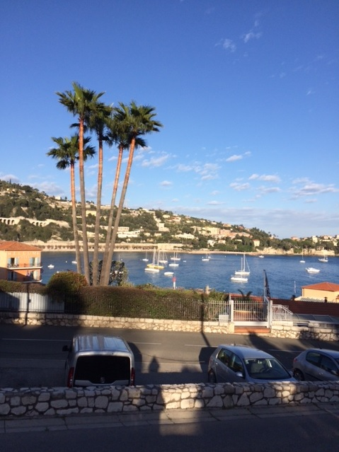 CE Share Mary J Villefranche Sur Mer, France