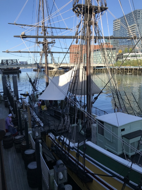CE Share Anna W. Boston Tea Party Ships