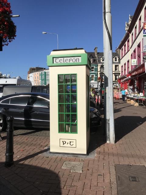 CE Share Anna W. Irish Phone Box