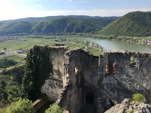CE Share David M. Castle in Durnstein, Austria