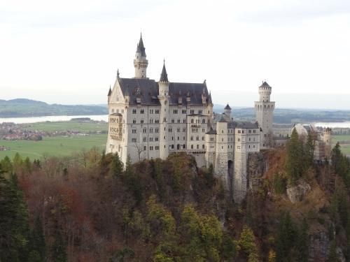 CE Share David M. Nueschwanstein Castle, Germany