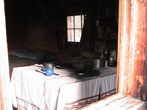 CE Share Pridemore 15 Savage cabin Denali NP