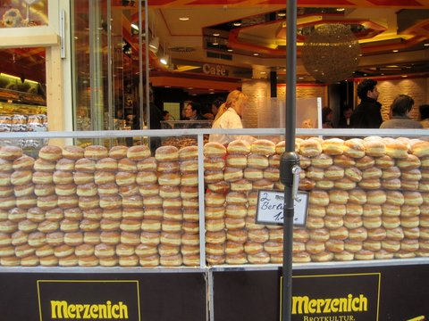 Bakery in Cologne