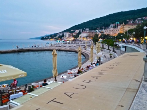 CE Share Susan B Croatia 15 Opatija - resort town on the Adriatic Sea