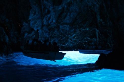 CE Share Susan B Croatia 27 Island of Bisevo - The Blue Cave