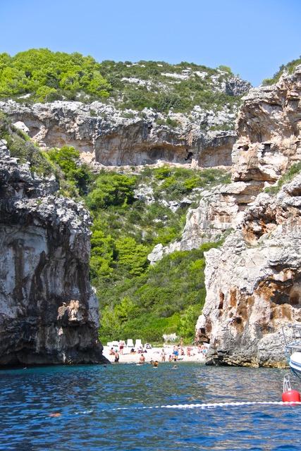CE Share Susan B Croatia 29 Island of Vis - Where the second Mamma Mia was filmed