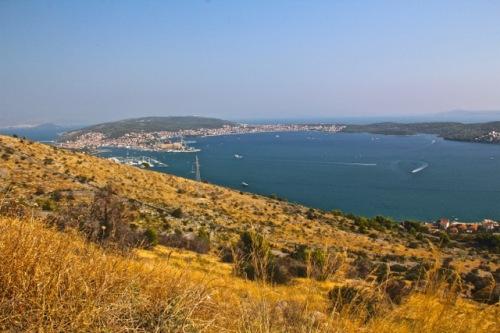 CE Share Susan B Croatia 30 Islands of the Adriatic Sea off Trogir