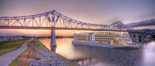 Viking Mississippi ship